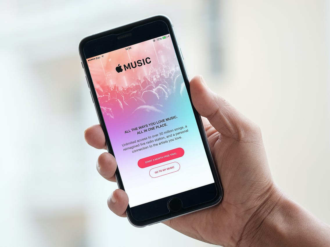 Can you pay for apple music with itunes card