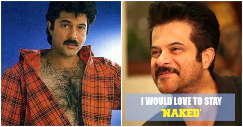 Anil kapoor naked hot body images