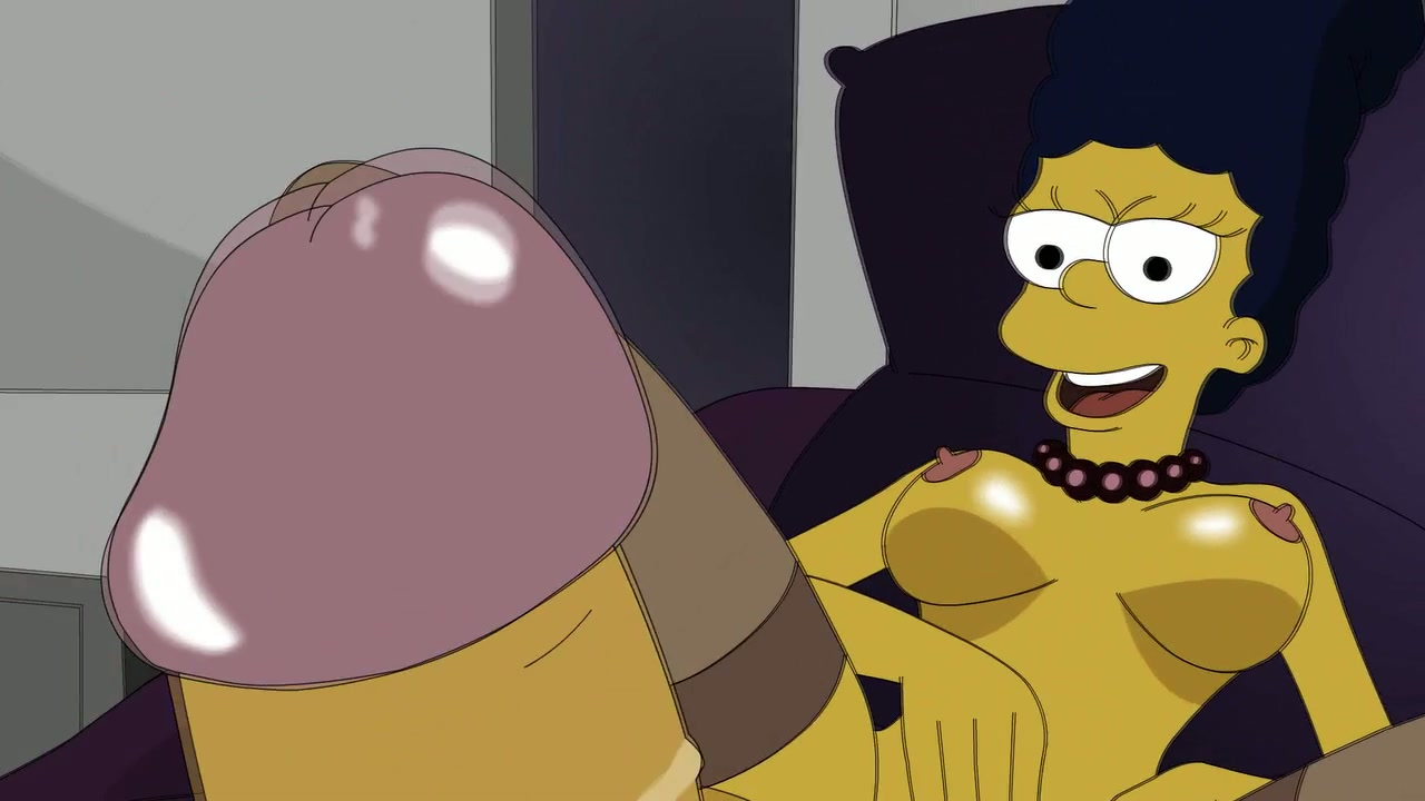 Simpsons pornmarge hairy pussy